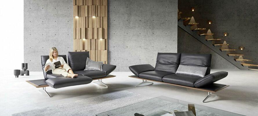 naturfarben sofas couches wohnzimmer kollektion dieter knoll. Black Bedroom Furniture Sets. Home Design Ideas