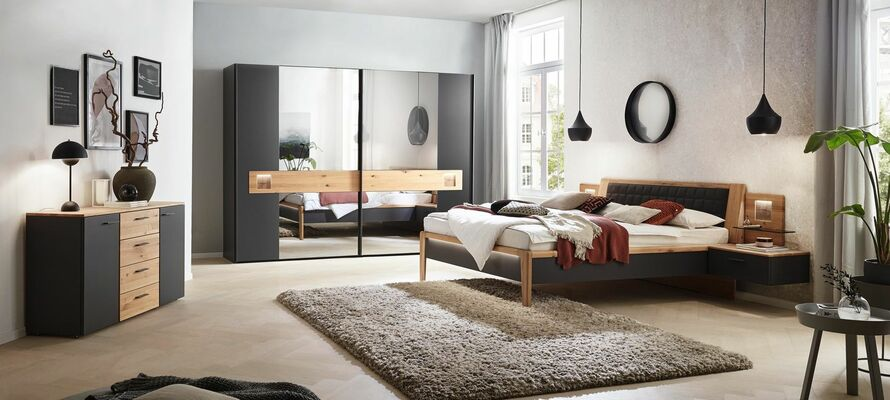 Dieter Knoll Collection-Schlafzimmer-Edessa