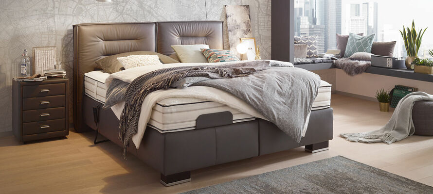 Dieter Knoll Collection-Schlafzimmer-Dream-Deluxe