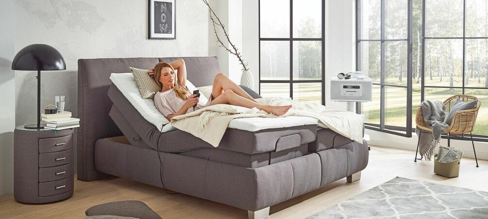 DIETER KNOLL Schlafzimmermöbel für das gehobene Ambiente