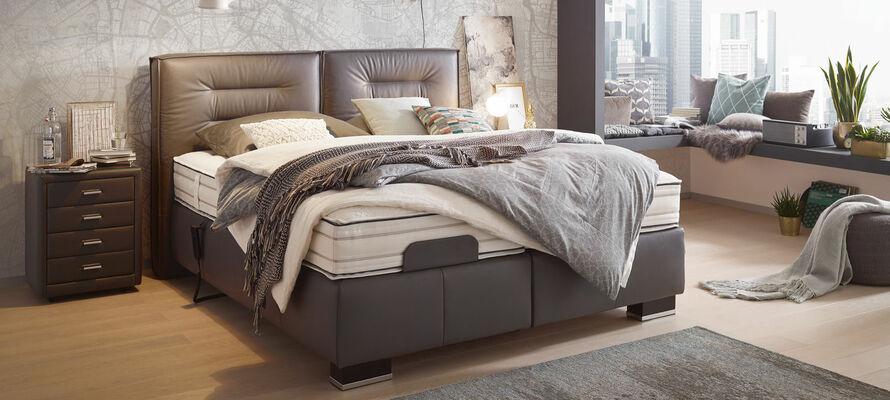 nachtk stchen schlafzimmer kollektion dieter knoll. Black Bedroom Furniture Sets. Home Design Ideas