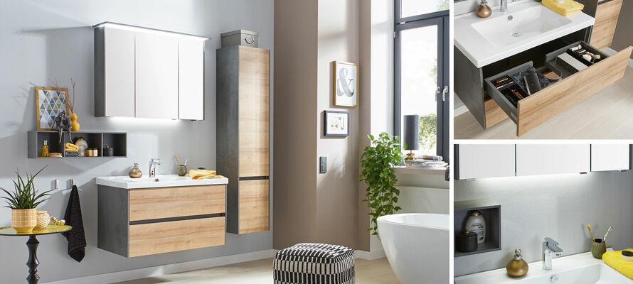badm bel badezimmer kollektion dieter knoll. Black Bedroom Furniture Sets. Home Design Ideas