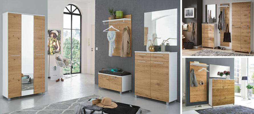 f r eine stilvolle begr ung dieter knoll garderobenm bel. Black Bedroom Furniture Sets. Home Design Ideas