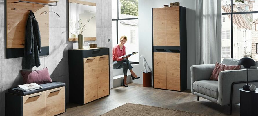 Dieter Knoll Collection-Garderobe-Cono